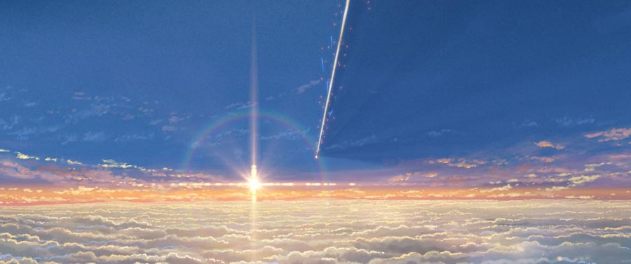 Your Name . Kimi no na wa - 02