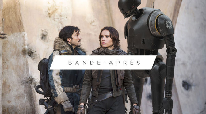 BA/21 . Rogue One – A Star Wars Love Story