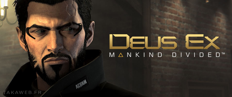 Deus Ex Mankind Divided - 01