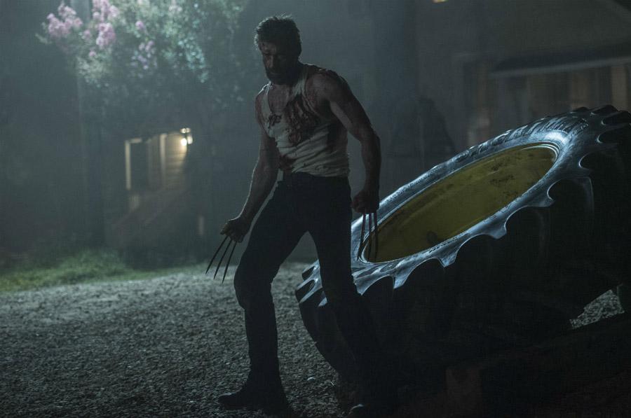 Logan - Wolverine / Hugh Jackman