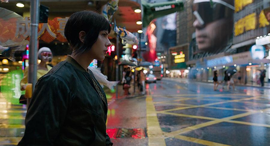 Ghost in the Shell - le Major / Scarlett Johansson
