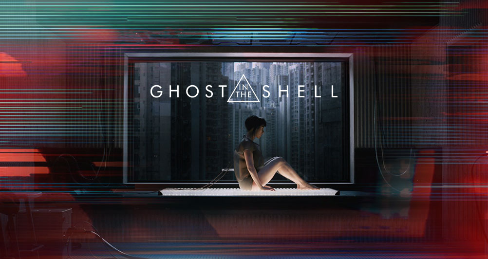 Ghost in the Shell - Header