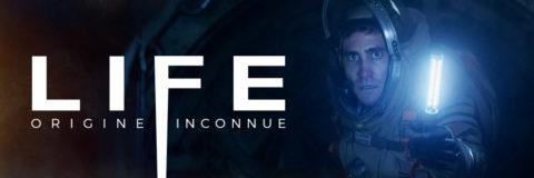 Life Origine Inconnue - Header