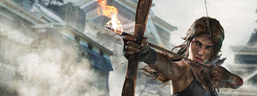 TFGA S03E01 - 02 / Tomb Raider