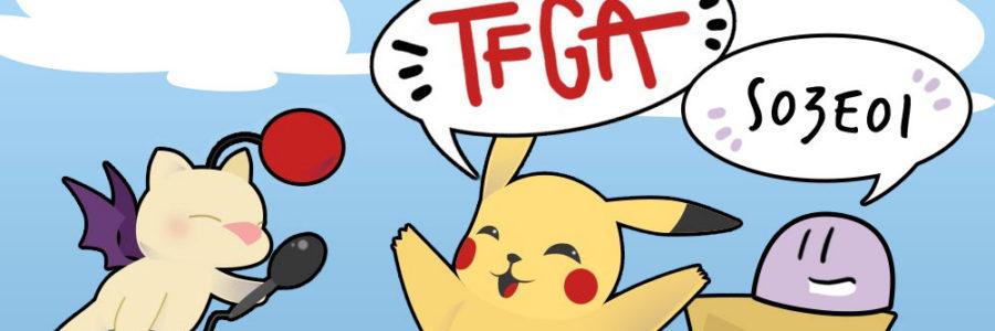 TFGA S03E01 - Header