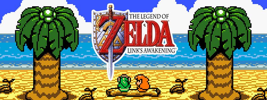 TFGA S03E02 - 03 / The Legend of Zelda Link's Awakening