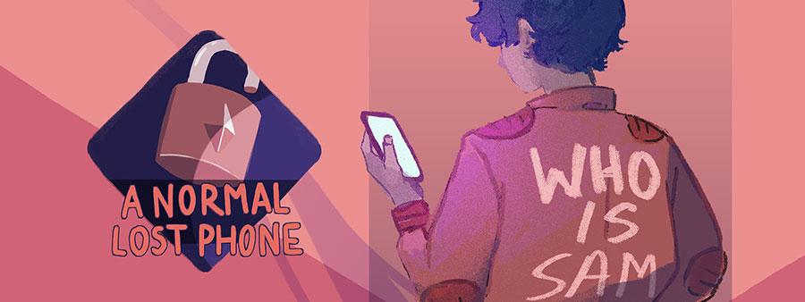 TFGA S03E03 - 02 / A normal lost phone