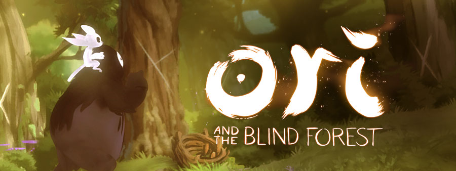 TFGA S03E03 - 04 / Ori and the Blind Forest