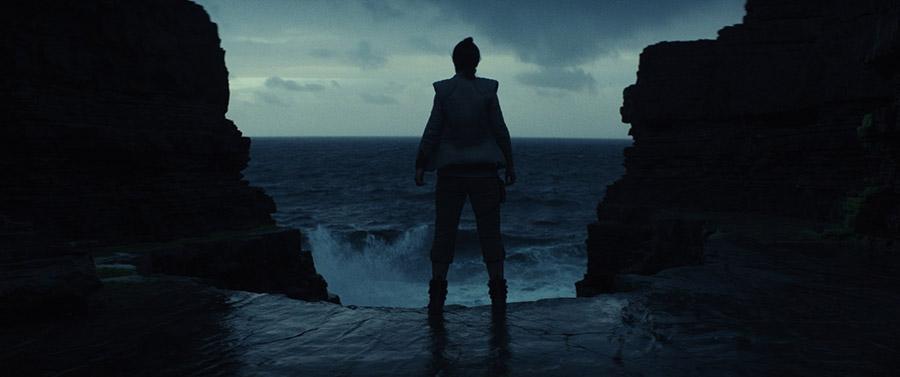 Star Wars VIII Les derniers Jedi - Rey / Daisy Ridley