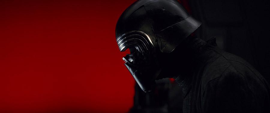 Star Wars VIII Les derniers Jedi - Kylo Ren / Adam Driver