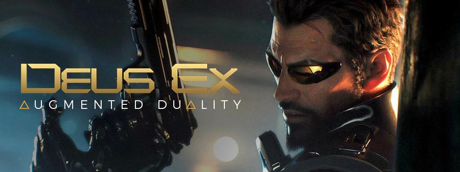TFGA S03E04 - 03 / Deus Ex Augmented Duality