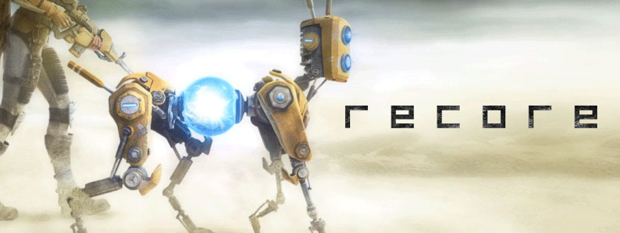 TFGA S03E04 - 04 / ReCore Colony
