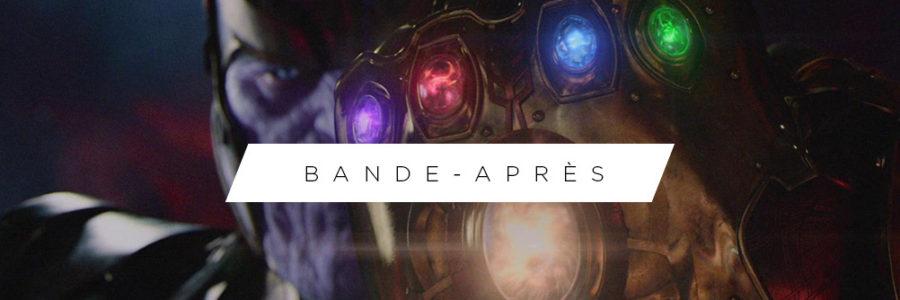 Avengers Infinity War - Header