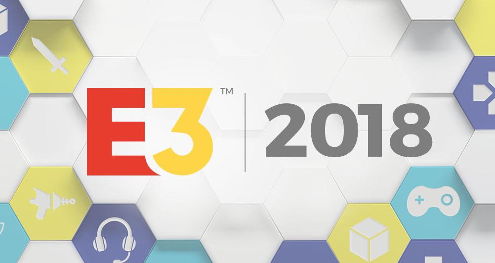 E3 2018 - Header