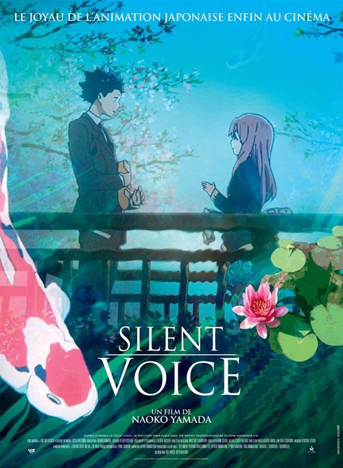 Silent Voice 『Koe no katachi』- 01