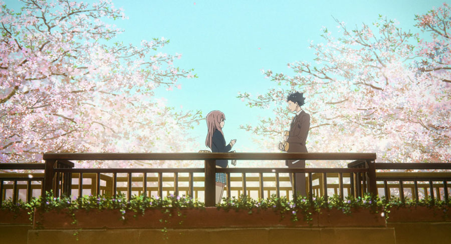Silent Voice 『Koe no katachi』- 02