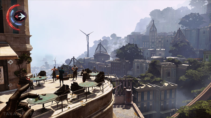 Dishonored La mort de l'Outsider - 02