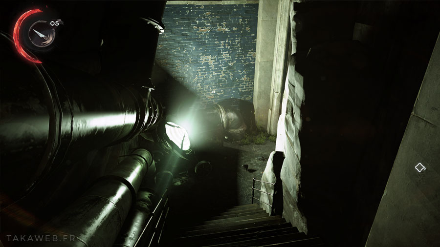 Dishonored La mort de l'Outsider -