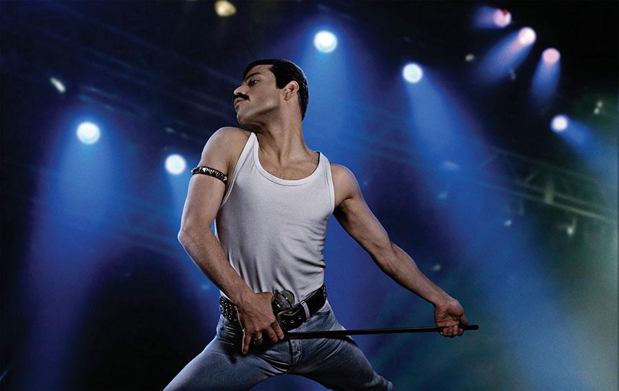 Bohemian Rhapsody - Freddie Mercury / Rami Malek