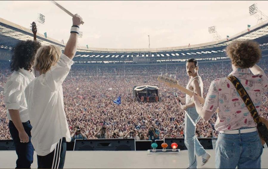 Bohemian Rhapsody - Brian May, Roger Taylor, Freddie Mercury & John Deacon / Gwilym Lee, Ben Hardy, Rami Malek & Joseph Mazzello
