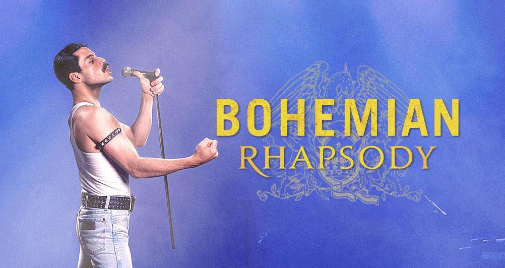 Bohemian Rhapsody - Header