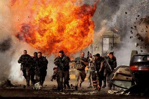 Tranformers 3 - Des marines / Des acteurs