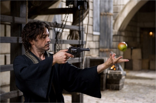 Sherlock Holmes 2 Jeu d'ombres - 02 - Sherlock Holmes / Robert Downey Jr.