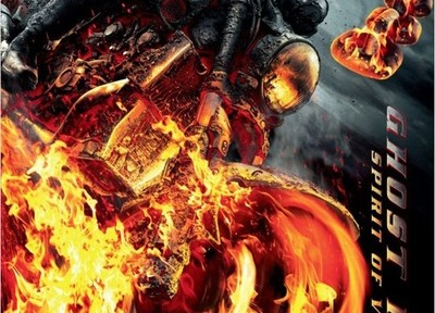 Ghost Rider 2 L'Esprit de Vengeance . Born to be bad