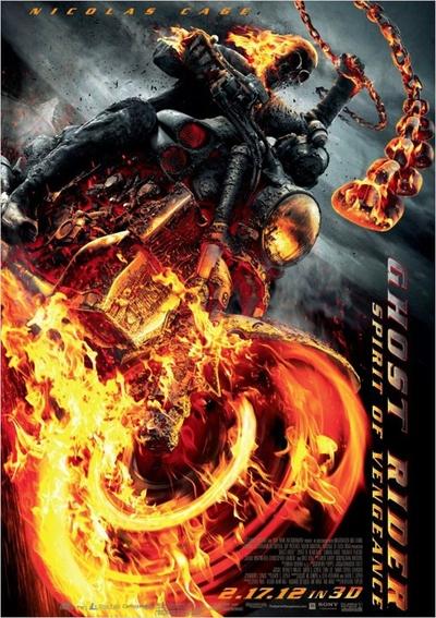 Ghost Rider 2 L'Esprit de Vengeance - 01
