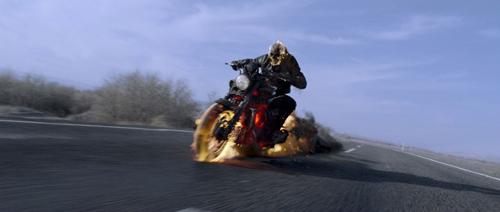 Ghost Rider 2 L'Esprit de Vengeance - 02 - Ghost Rider / Nicolas Cage