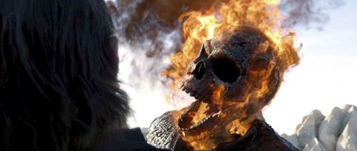 Ghost Rider 2 L'Esprit de Vengeance - 04 - Ghost Rider / Nicolas Cage