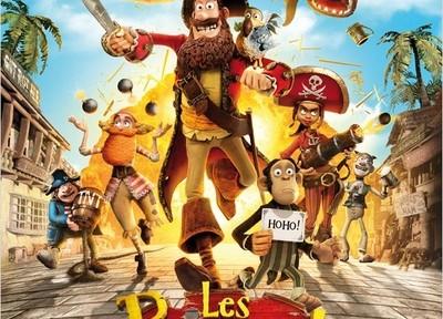 Les Pirates ! Bons à rien, Mauvais en tout - 01