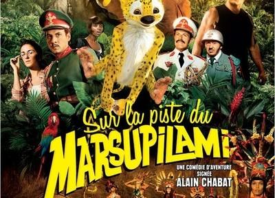 Sur la piste du Marsupilami - 01
