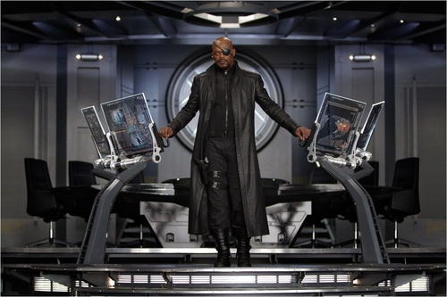 Avengers - 03 - Nick Fury / Samuel L. Jackson