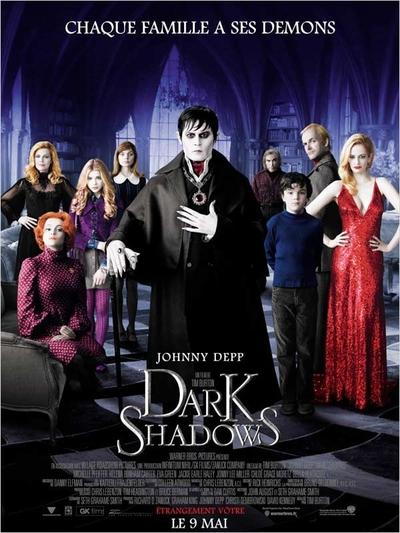 Dark Shadows - 01