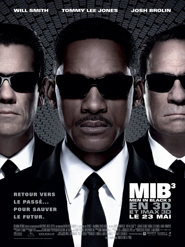 Men In Black 3 - MIB3