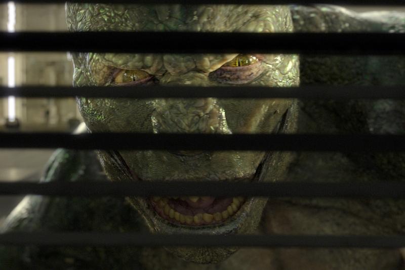 The Amazing Spider-Man - 04 - Le Lézard / Rhys Ifans