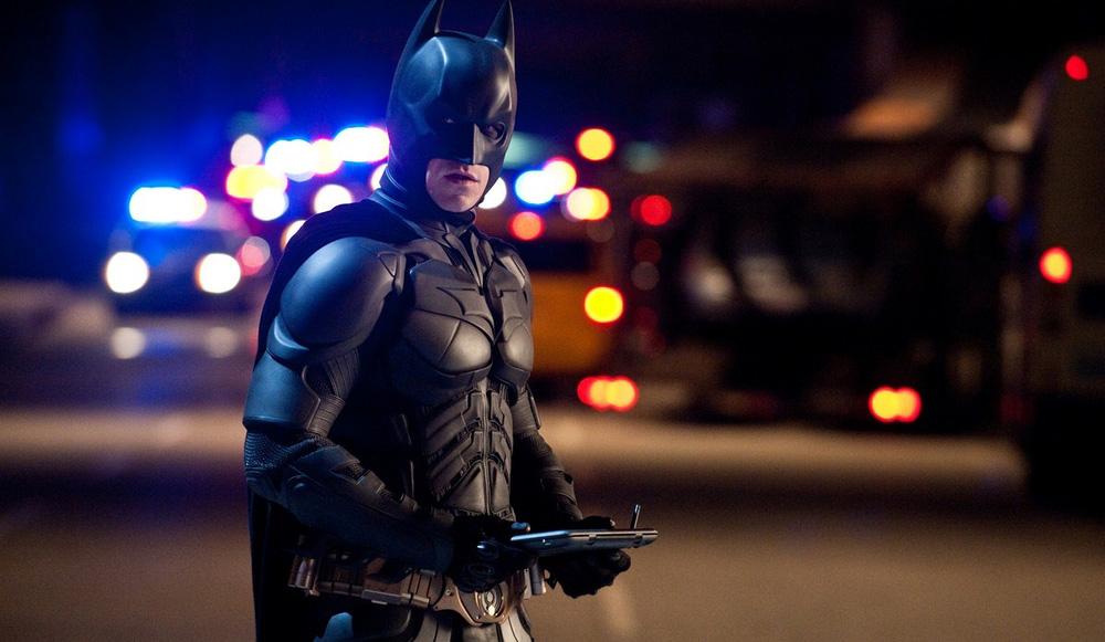 The Dark Knight Rises - 02 - Batman / Christian Bale