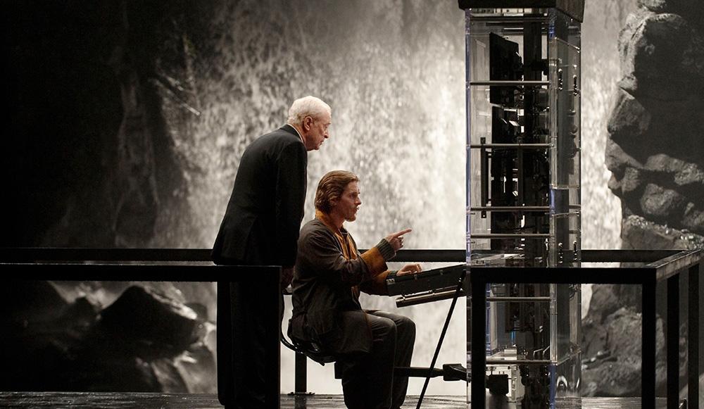 The Dark Knight Rises - 03 - Alfred Pennyworth & Bruce Wayne / Michael Caine & Christian Bale