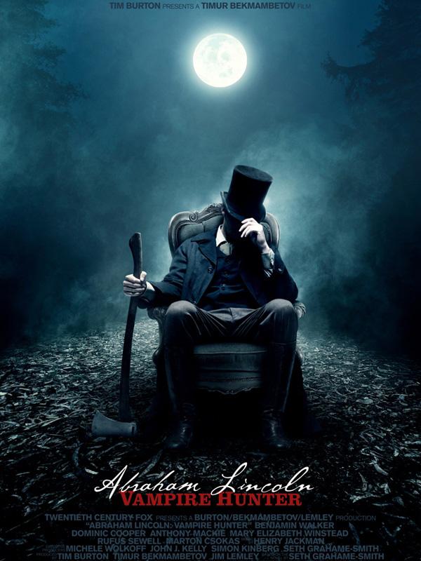 Abraham Lincoln : Chasseur de Vampires - 0
