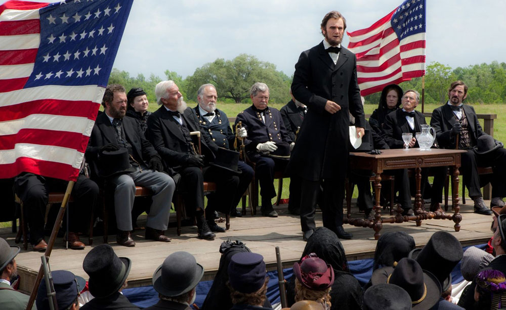 Abraham Lincoln : Chasseur de Vampires - 02 - Abraham Lincoln / Benjamin Walker