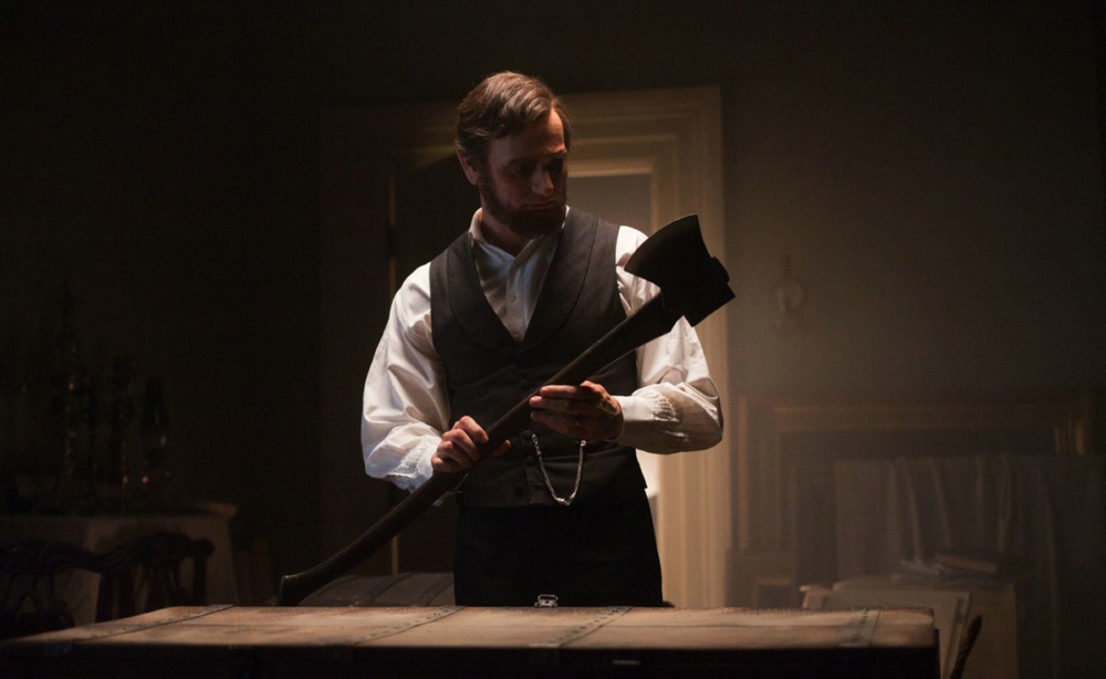 Abraham Lincoln : Chasseur de Vampires - 03 - Abraham Lincoln / Benjamin Walker