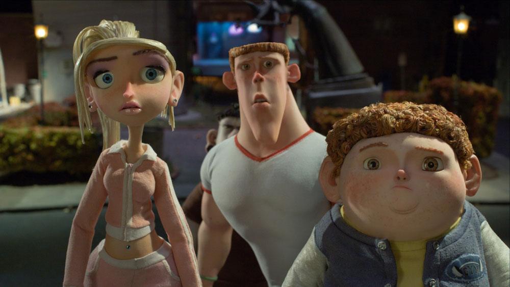 L'étrange pouvoir de Norman / ParaNorman - 04 - Courtney Babcock, Mitch & Neil / Anna Kendrick, Casey Affleck & Tucker Albrizzi
