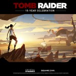 Tomb Raider 15-year Celebration 04 - Brenoch Adams - Shipwreck Beach