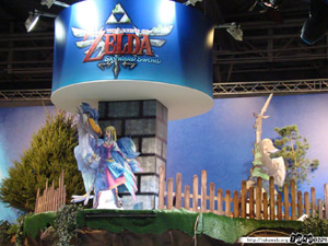Paris Games Week 2011 Partie 2 - 05 - Nintendo - Zelda Skyward Sword