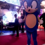 Paris Games Week 2011 Partie 2 - 11 - Sega - Sonic