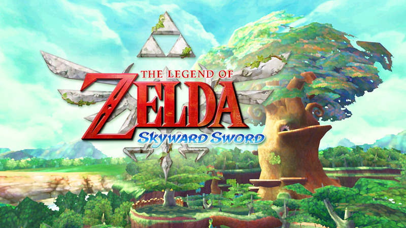 QTE/01 - The Legend of Zelda : Skyward Sword - 01
