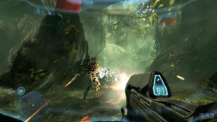Xbox 360 . Halo 4