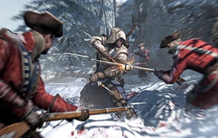 Ubisoft . Assassin's Creed 3