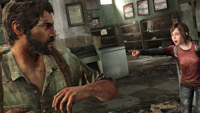Naughty Dog sur PS3 . The Last of Us